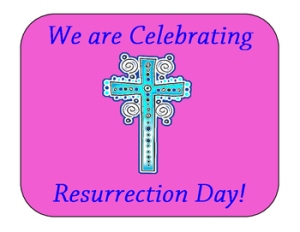 Resurrection Day Poster AD