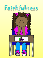 Brag Tags Faithfulness