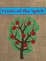 Brag Tags Fruits of the Spirit