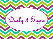 Daily 3 Math Sign Purple Chevron AD PNG