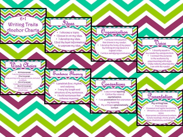 6+1 Anchor Charts AD Purple Chevron PNG